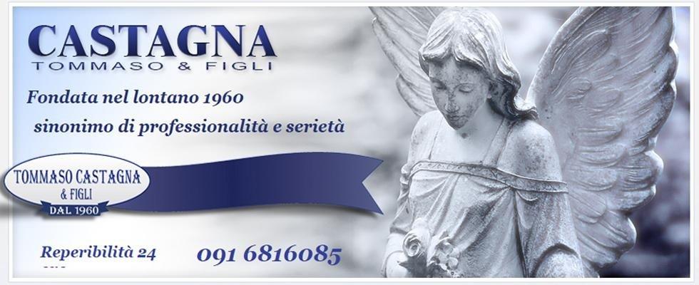 CASTAGNA TOMMASO E FIGLI AGENZIA FUNEBRE