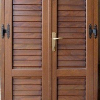 Persiane in legno