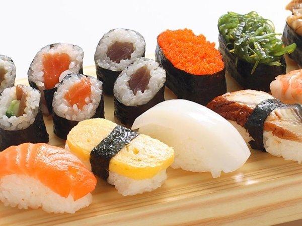 promozioni sushi