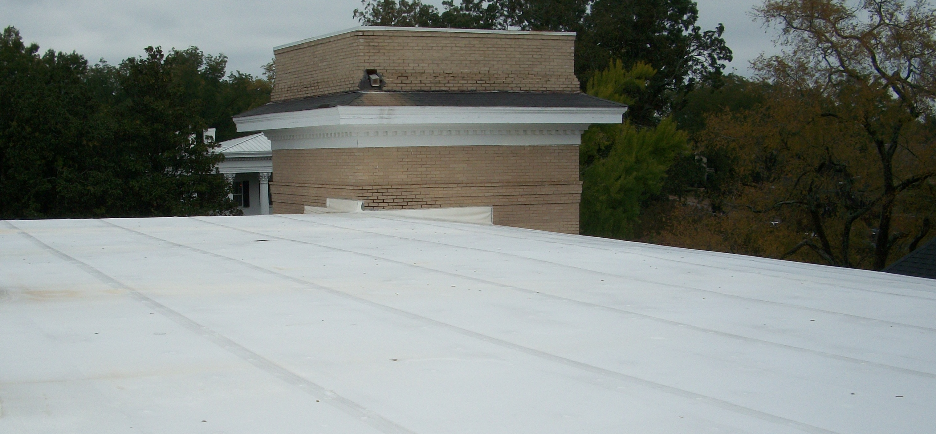 The work of our commercial metal roofing specialists in Toccoa, GA