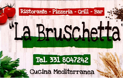 La Bruschetta - Logo