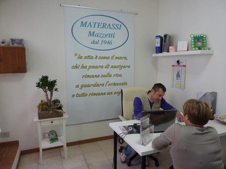 consulenza Materassi