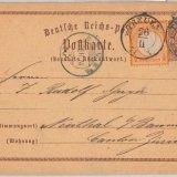 Storia postale Ercole Gloria