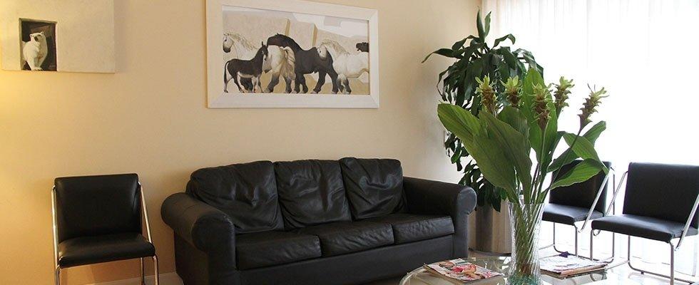 sala aspetto divano