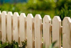Garden fencing solutions in Reading, Berkshire