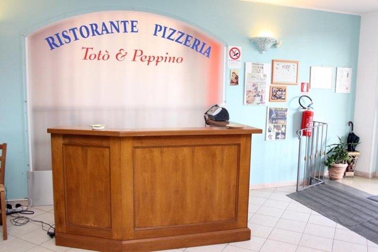 ristorante pizzeria totò e peppino