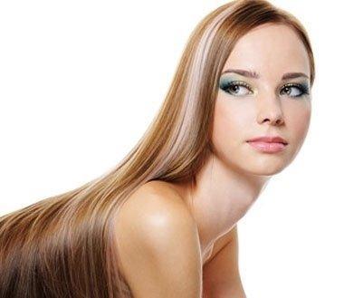 allungamento capelli Meches