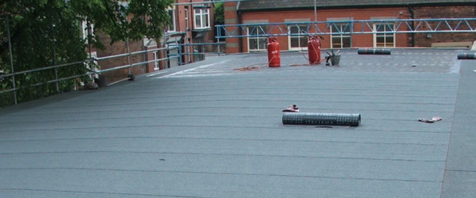 hot melt roofing