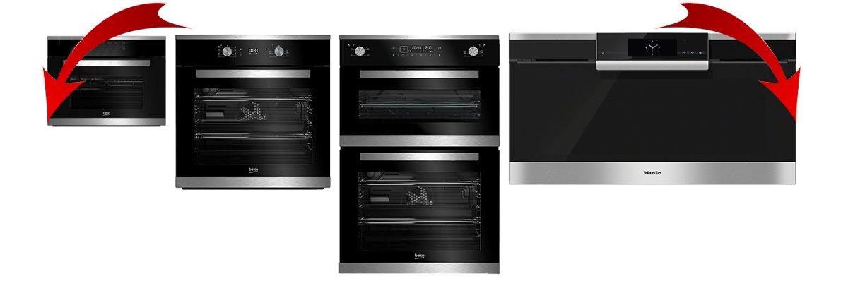 ovens capacity