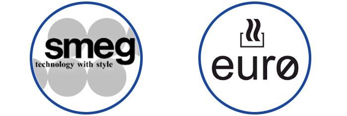 smeg and euro logos