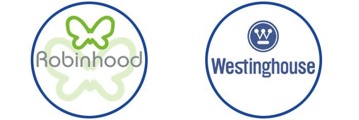 robinhood and westinghouse