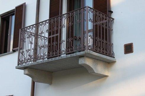 Lastra balcone