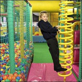 Indoor soft play - Woodside, Aberdeen - K.C Kangaroos - Soft play equipment