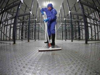 servizi di pulizie industriali