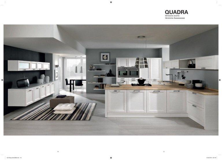 Cucina quadra La Spezia