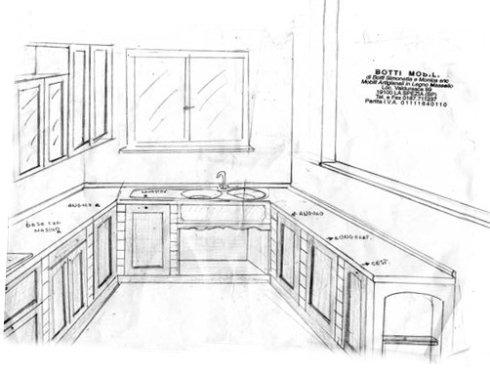 Altro progetto per cucina