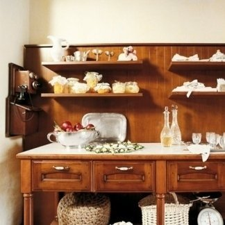 Mobili per cucina in legno