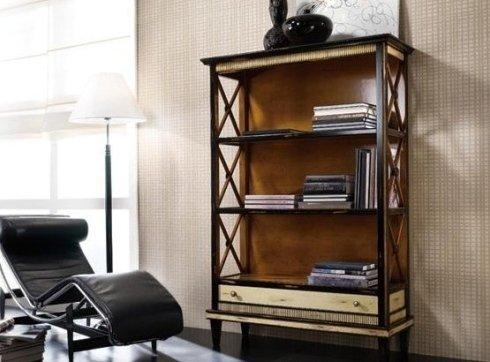 Complementi d 39 arredo toscano la spezia botti mobili - Mobili libreria classica ...