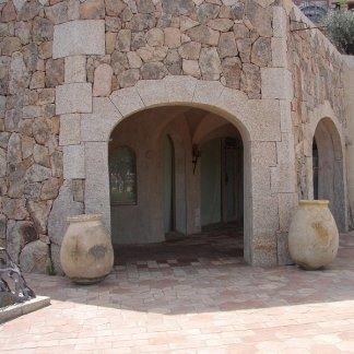 Costruzione in pietra