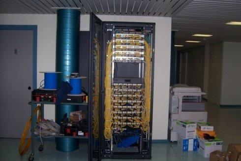 impianto distribuzione elettricità