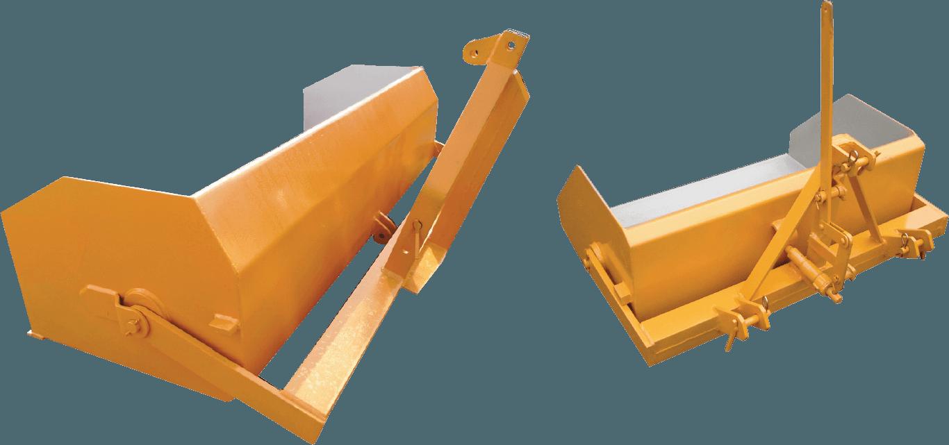 scraper idraulico