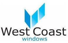 West Coast Windows logo