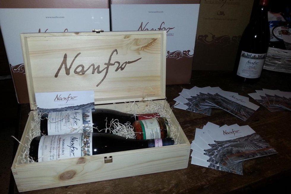 Nanfro wines