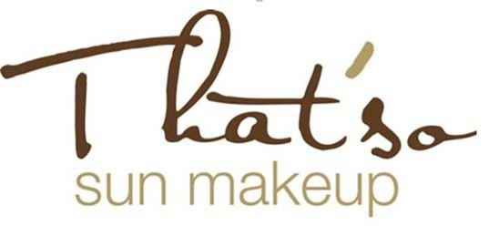 That's sun makeup product