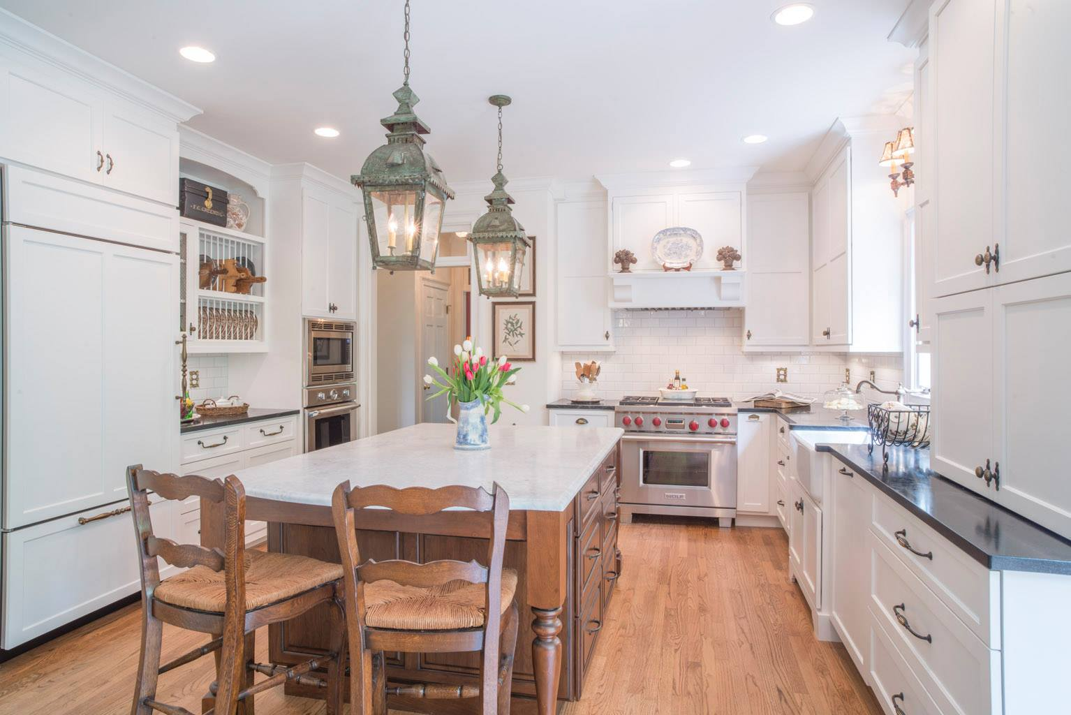 Custom Kitchen Cabinets in Chattanooga, TN | Scarlett's ...