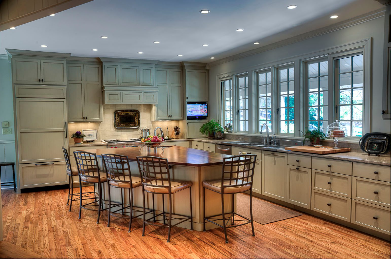 kitchen cabinets chattanooga