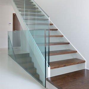 balustrade glass