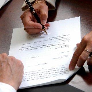 Accordo di divorzio