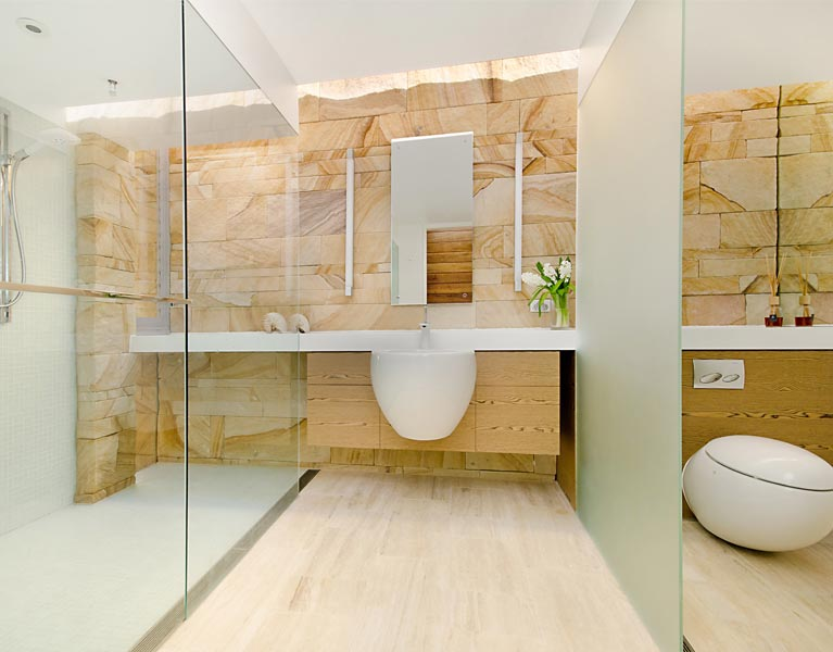cabinetry solutions stone bathroom