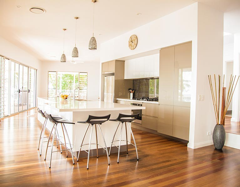 cabinetry solutions open kitchens