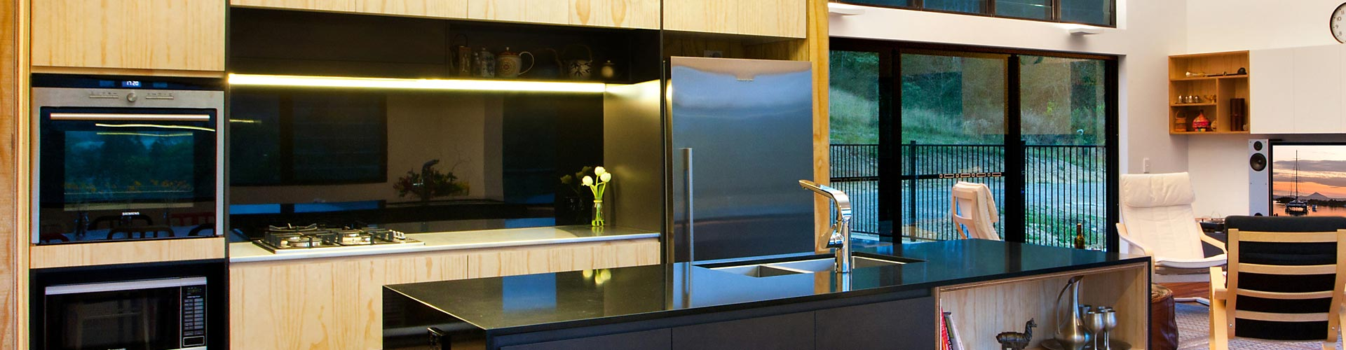 One of our new kitchens built on the Sunshine Coast