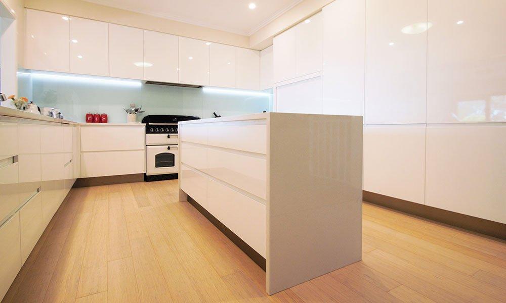 Buderim vibrant kitchen