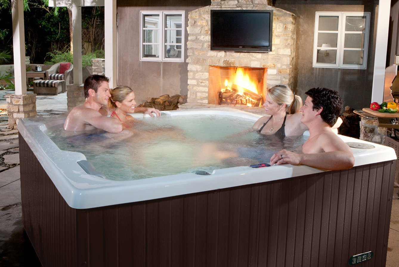 Home spa installations