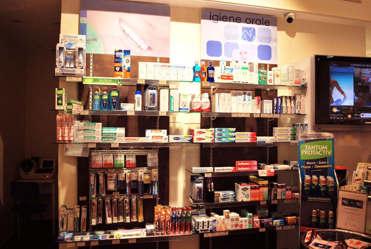 prodotti per l`igiene orale