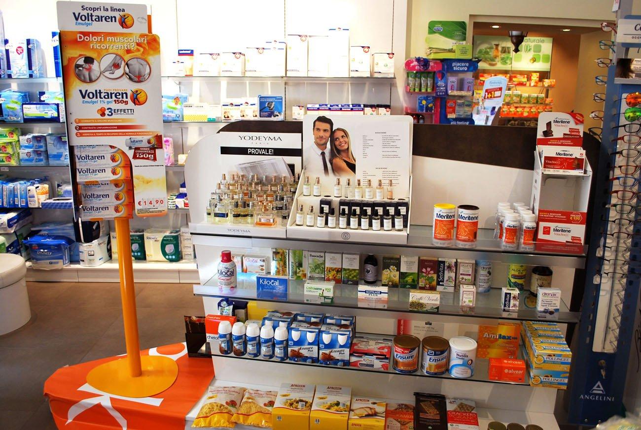 prodotti per la cura del corpo