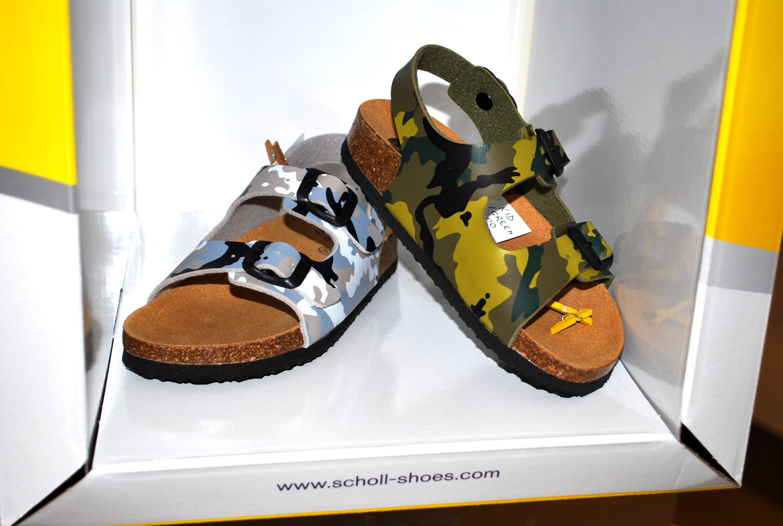 sandali di Scholl