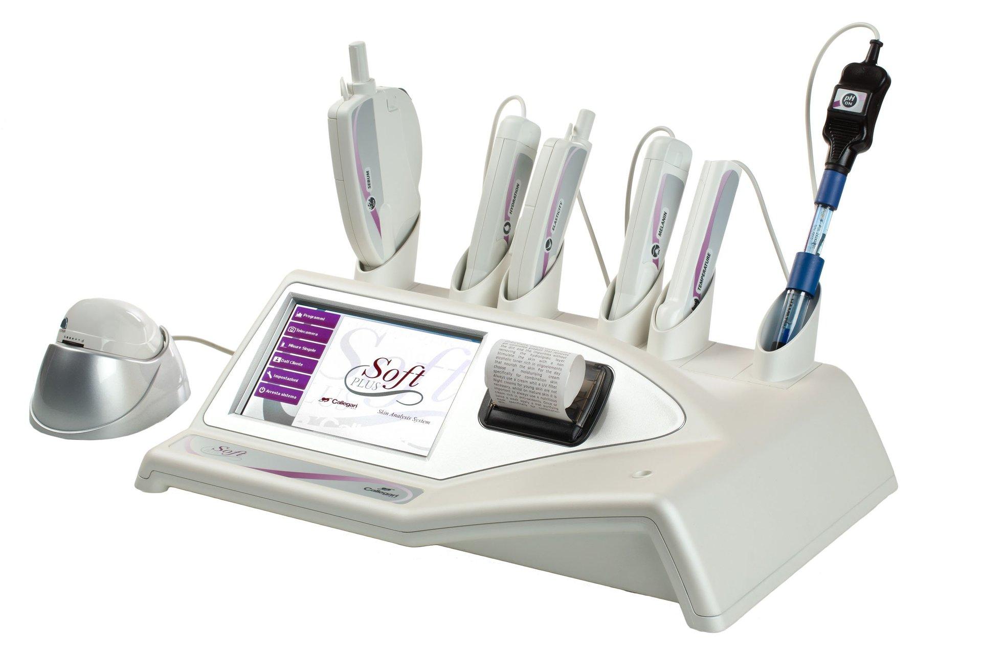 dispositivo analisi pelle
