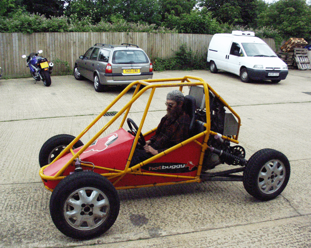 Hot Buggy