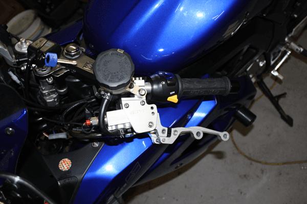 Suzuki SV650S LH Clutch and Front Brake