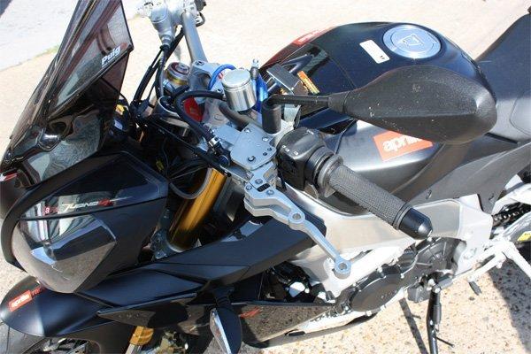 Aprilia Tuono V4 Clutch and Front brake LH side