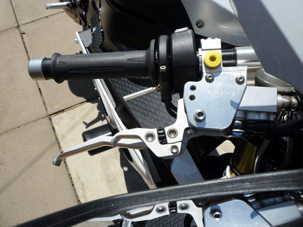 BMW1000RR Clutch and Brake RH side detail