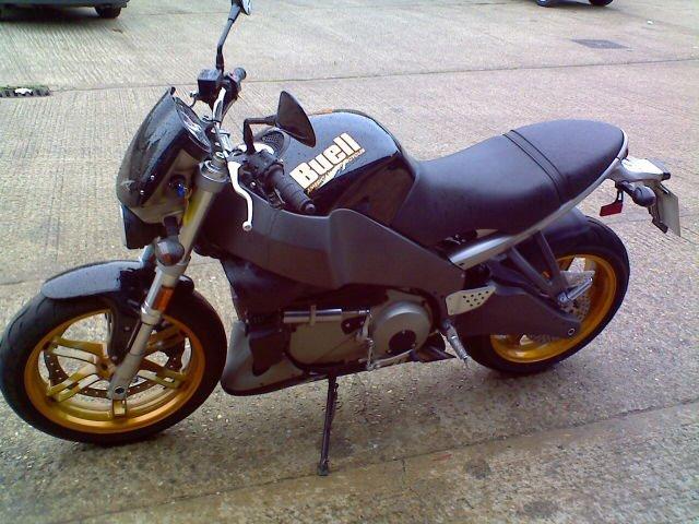 Buell XB12 Profile