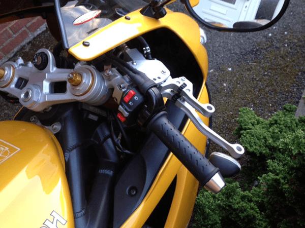 Triumph Daytona K-Lever Hydraulic Clutch and Brake