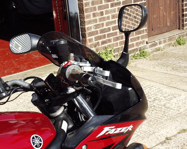 Yamaha Fazer 1000 K-Lever RH Twin Hydraulic Brake Combination