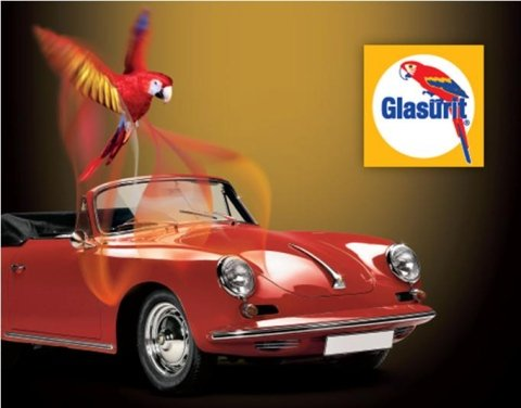 Glasurit, carrozzeria