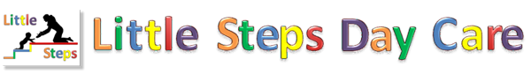 Little Steps Day Care logo